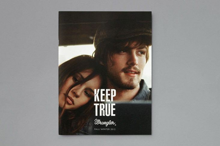 Fall / Winter 2012, Keep True, Jeff Vallee, Wrangler Europe